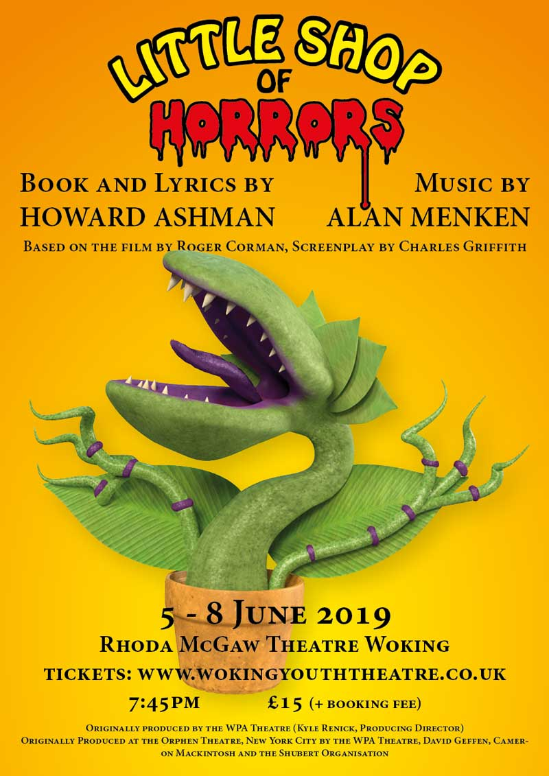 Buy Little Shop of Horrors tickets
